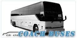 Seattle Coach Buses rental