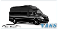 Seattle Luxury Van service