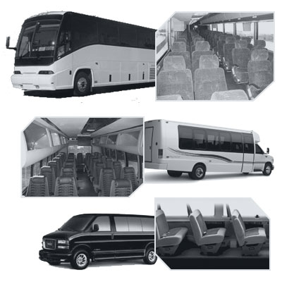 Seattle Coach Bus rental
