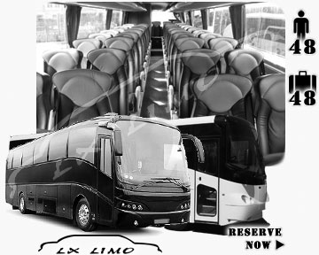 Seattle coach Bus for rental | Seattle coachbus for hire