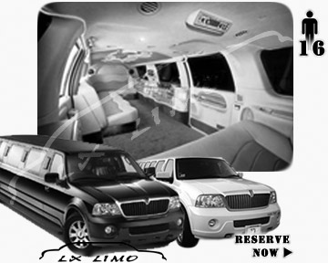 Navigator SUV Seattle Limousines services