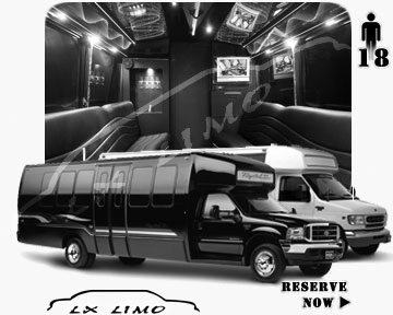Seattle Party Bus party Bus | 18 passenger PartyBus in Seattle